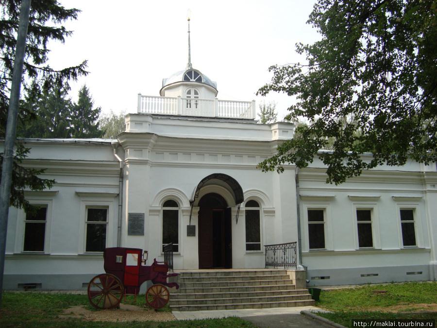 Переславль Залесский. Музей