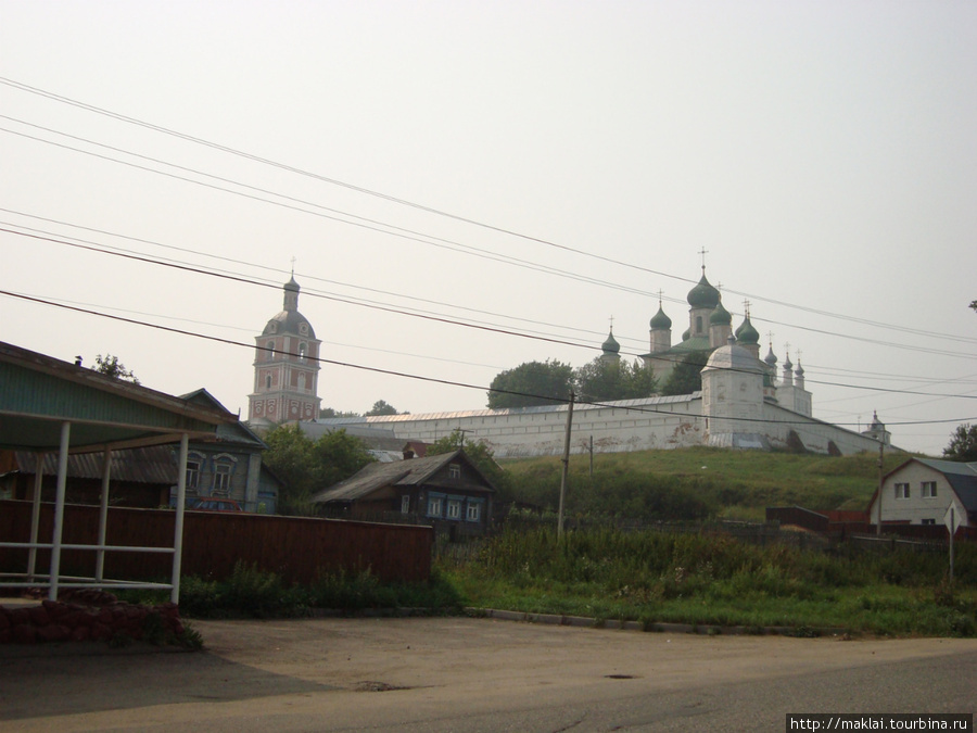 Переславль Залесский. Гор