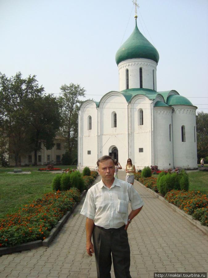 Переславль Залесский. Спасо-Преображенский собор.