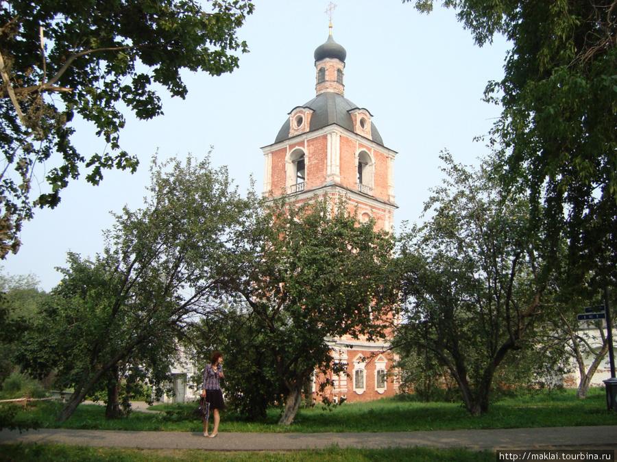 Переславль Залесский. Горицкий Успенский монастырь.