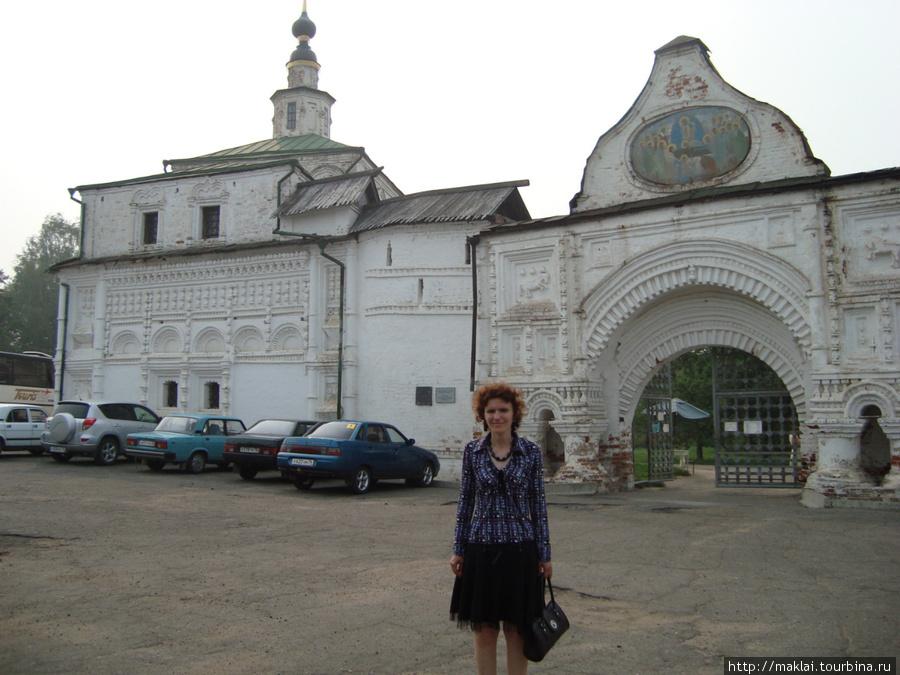 Переславль Залесский. Троицкий Данилов монастырь.