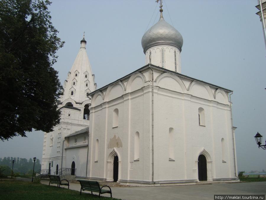 Переславль Залесский.Троицкий собор Троицкого Данилова монастыря.