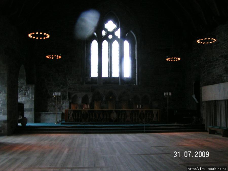 Главный зал