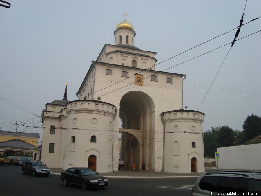 Владимир. Золотые ворота.
