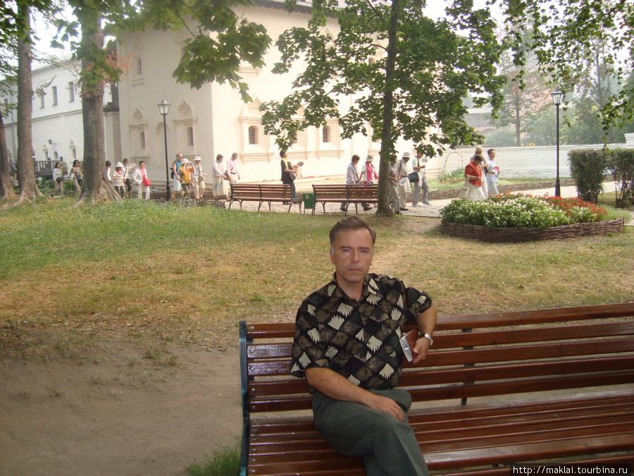 Суздаль.Спасо-Ефимьевский монастырь.Братский корпус.