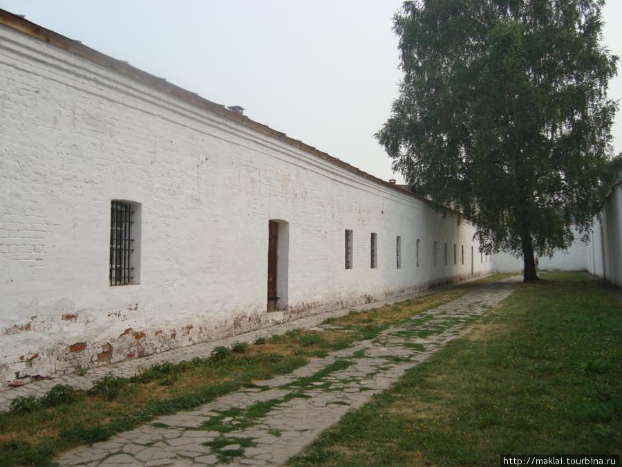 Суздаль. Спасо-Ефимьевский монастырь. Монастырская тюрьма.