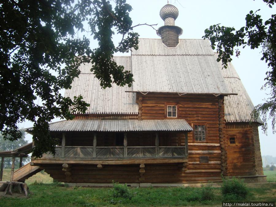Суздаль. Никольская церко