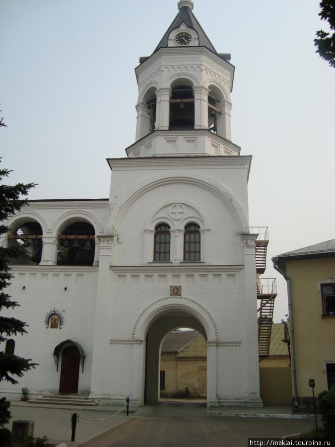 Владимир. Колокольня Рождественского монастыря.