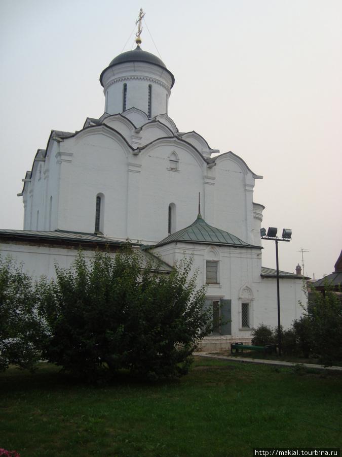 Владимир.Успенский собор Княгинина монастыря.