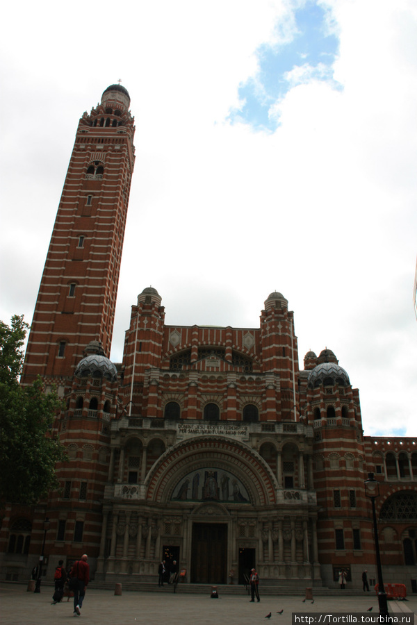 Вестминстерский кафедраль