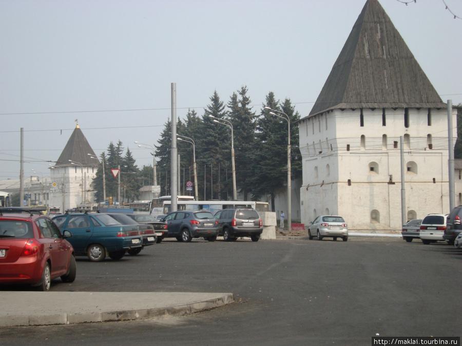 Ярославль. Спасо-Преображенский монастырь.