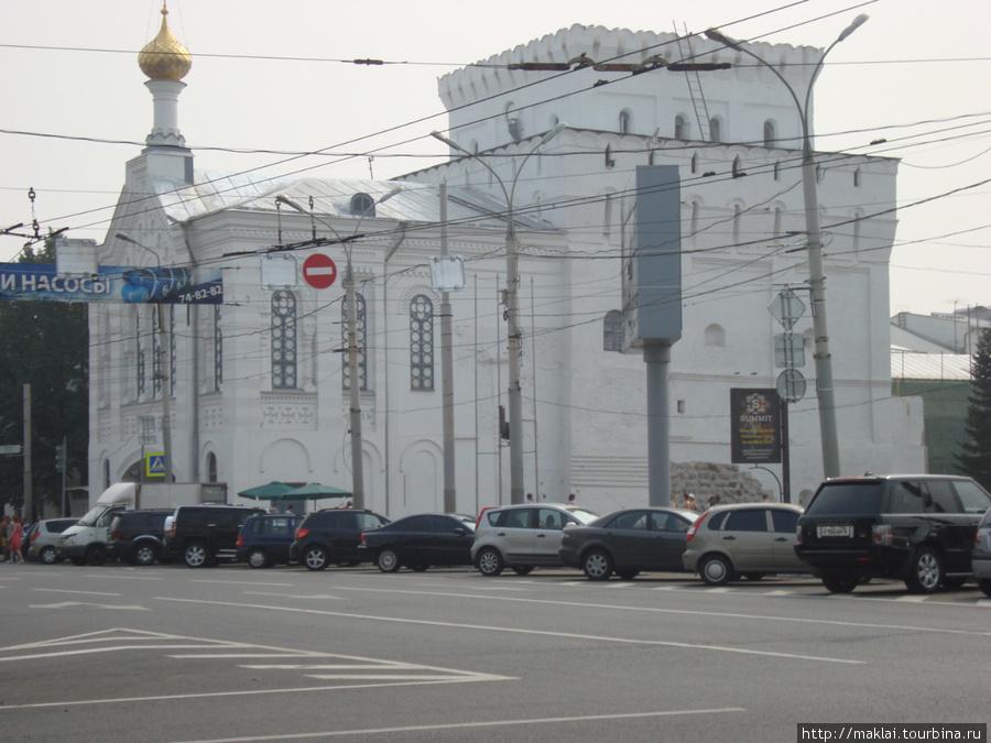 Ярославль. Власьевская башня.