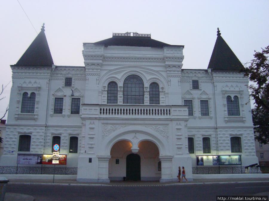 Кострома. Музей