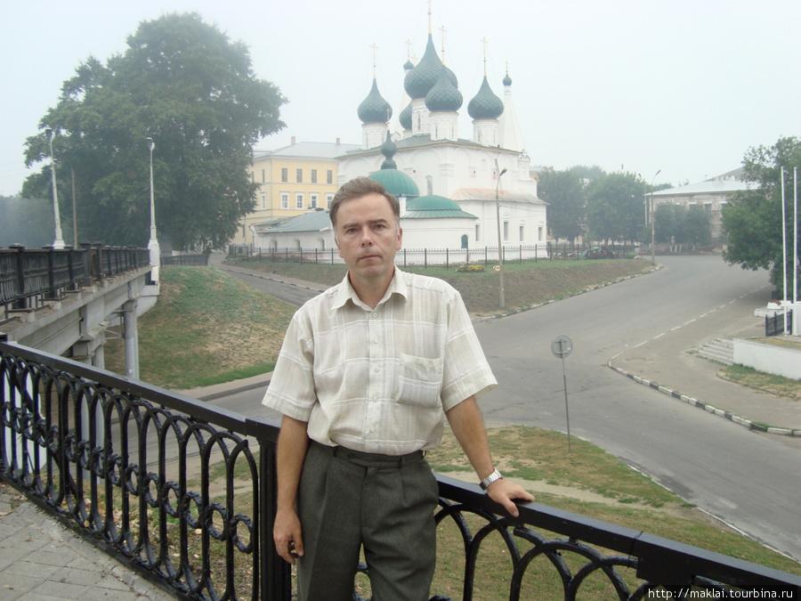 Ярославль. Церковь Спаса на Городу.