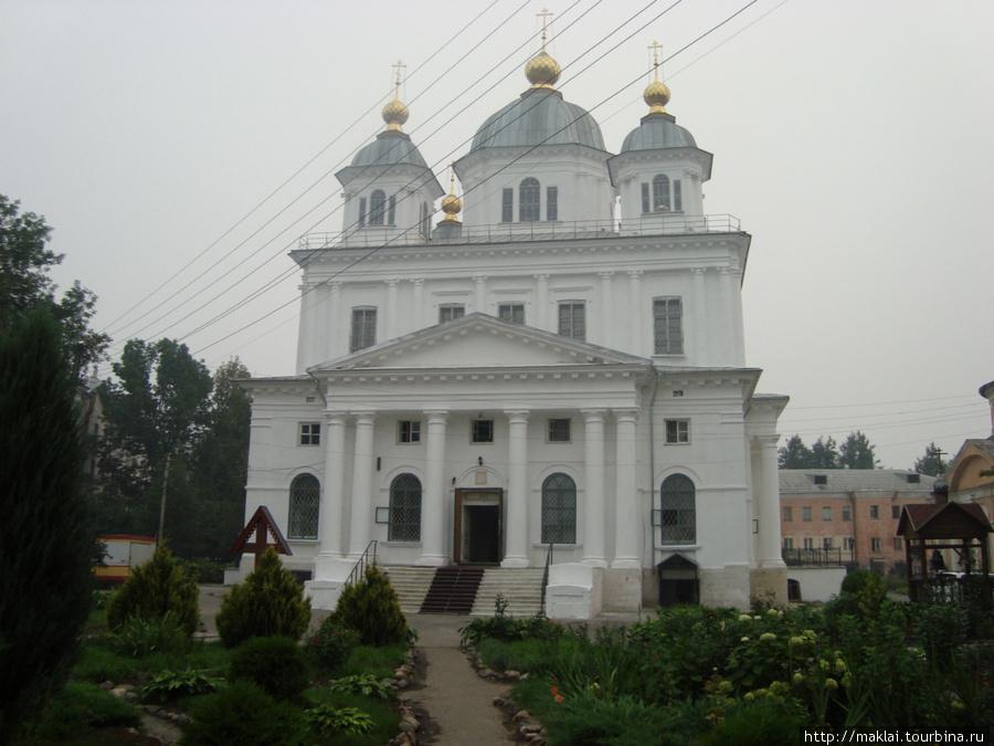 Ярославль. Казанский собор.