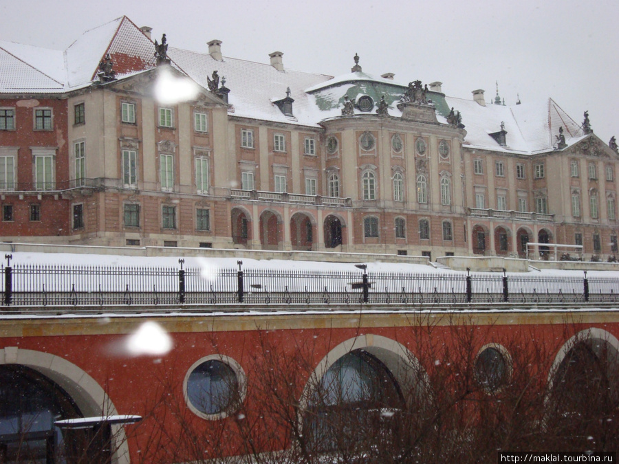 Варшава. Королевский двор
