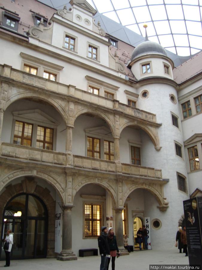 Дрезден. Музей