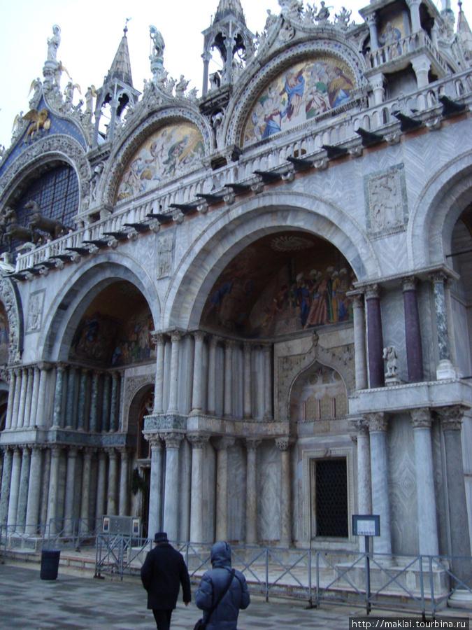 Венеция. Собор Св.Марка.