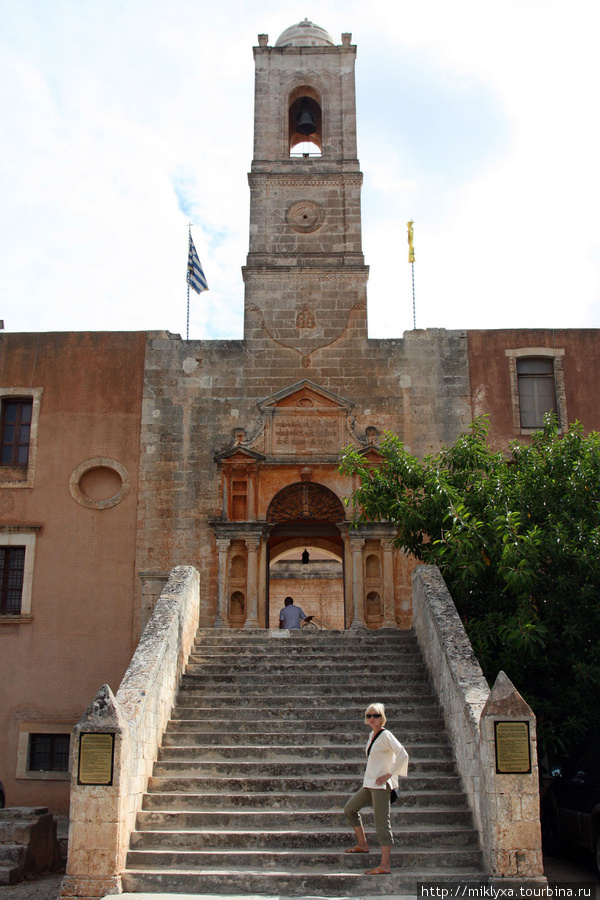 Монастырь Св. Троицы Цангаролон