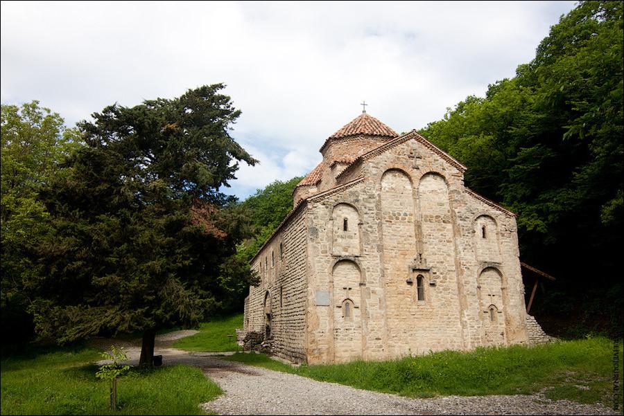 Церковь в Гурджаани