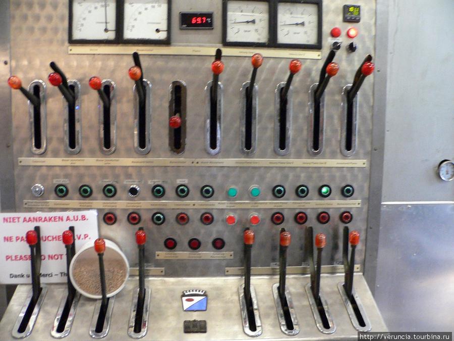 Современный агрегат для варки пива