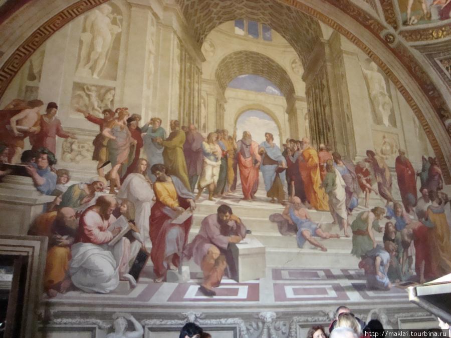 Ватиканский музей.