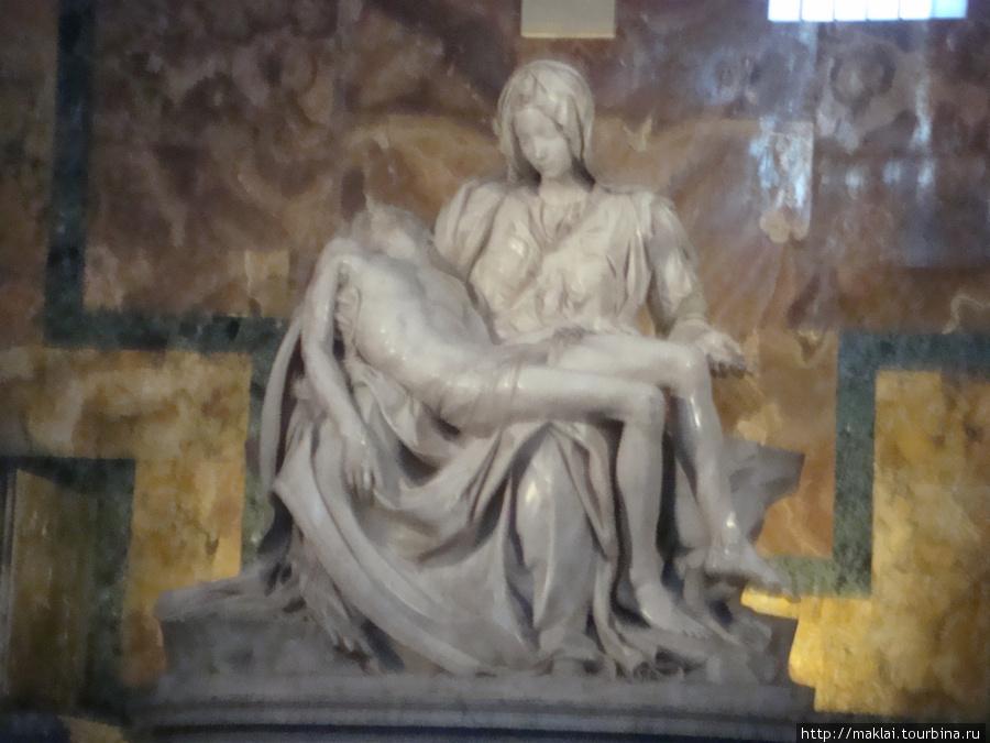 Ватикан. Собор Св.Петра.