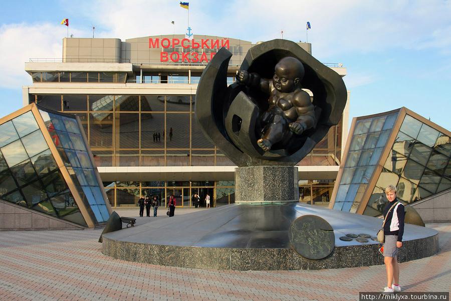 памятник Хрущеву в детстве (прозвище памятника)