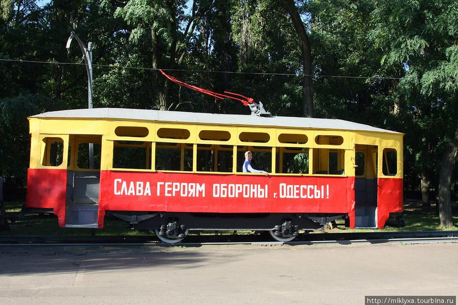 памятник обороне Одессы