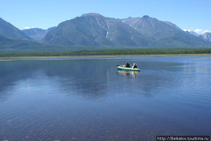 Бухта Аяя — одна из красивейших на Байкале