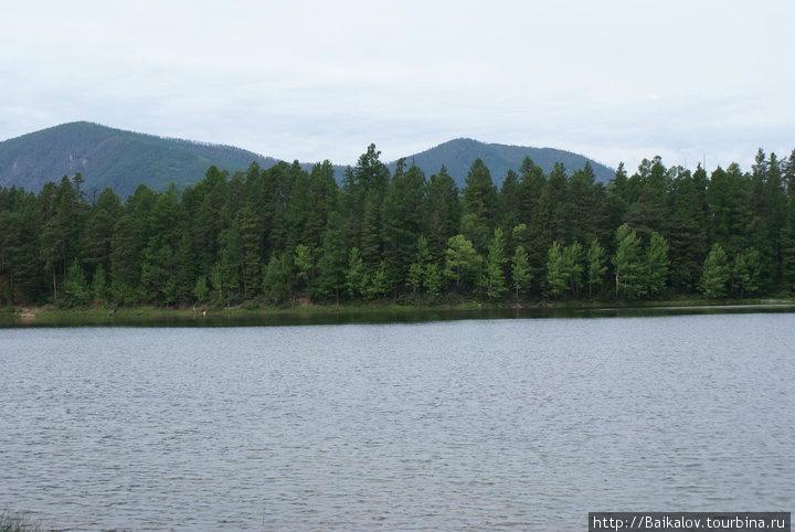 Озеро Фролиха во всей своей красе