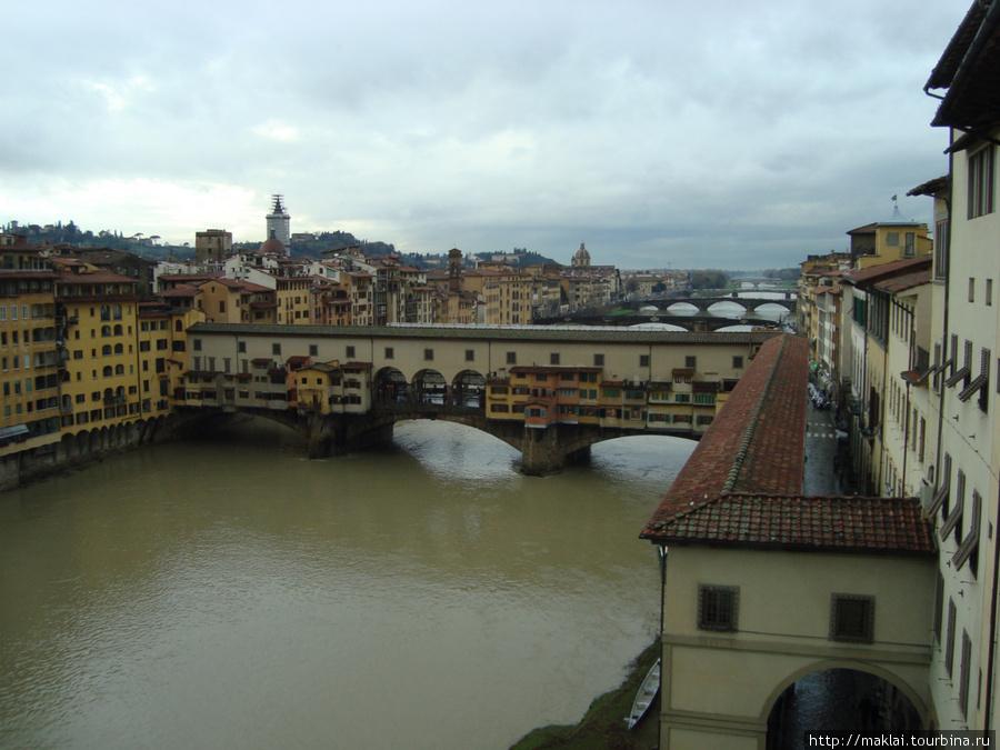 Флоренция. Понте Веккио (