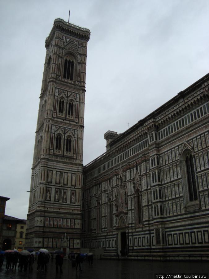 Флоренция. Капелла Джотто.