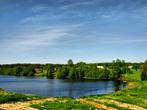 озеро Рощинское