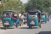И вот такие тук-туки в Кундузе. Больше ни в одном афганском городе я не встречал тук-туков.