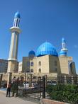 мечеть Кызыл-Жар