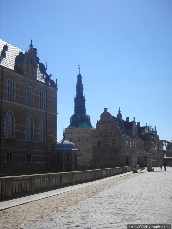 Внутренние переходы Хиллерёд, Дания