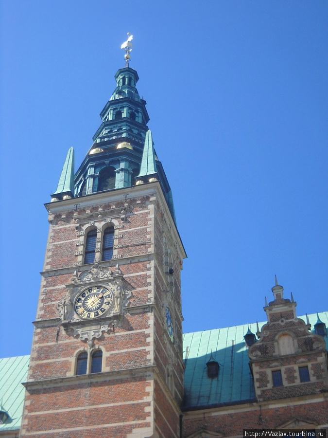 Часовая башня Хиллерёд, Дания