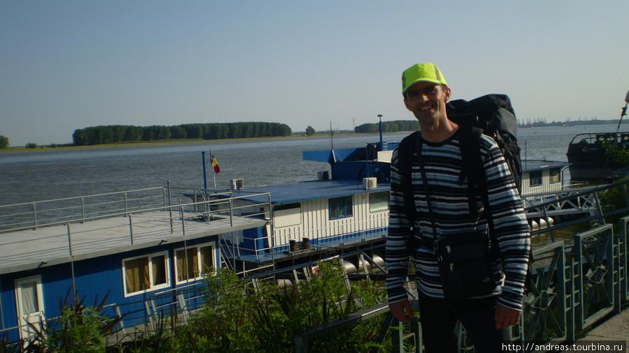 У Дуная в Галаце