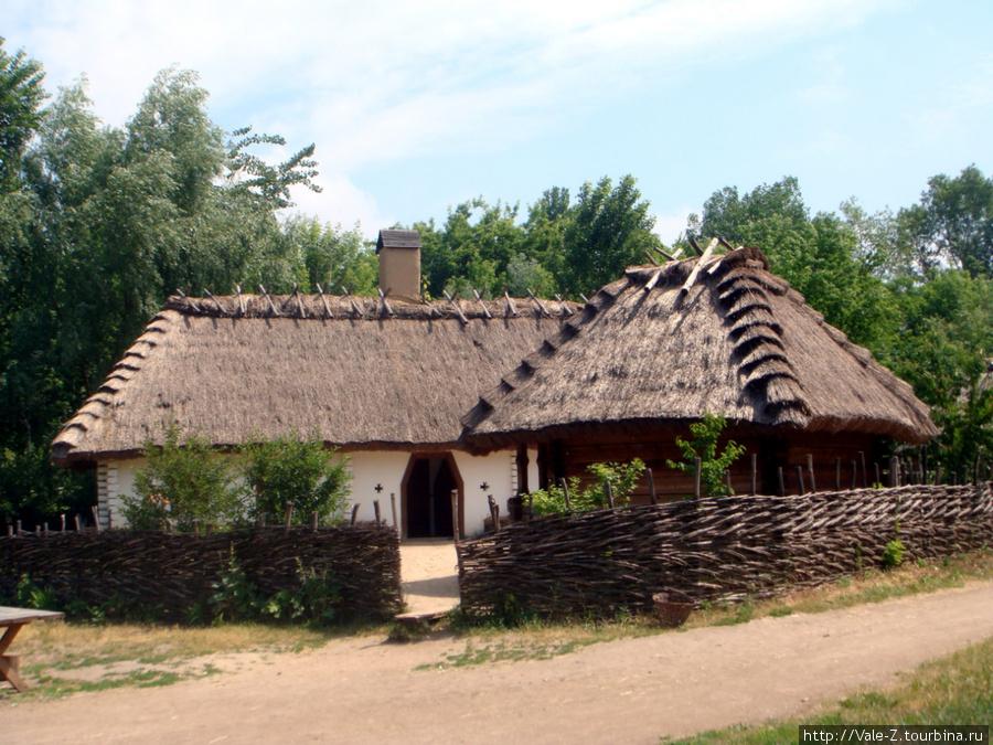 дом казака-джуры