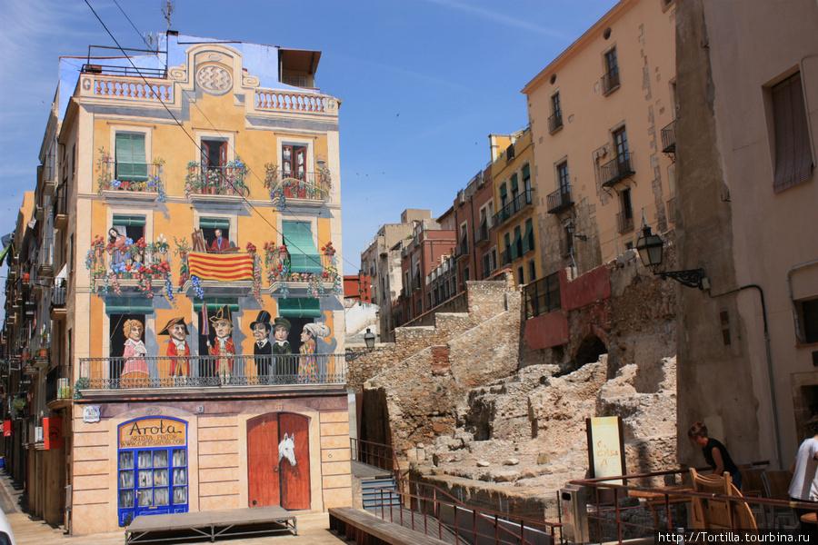 Недвижимость в испании в г таррагона