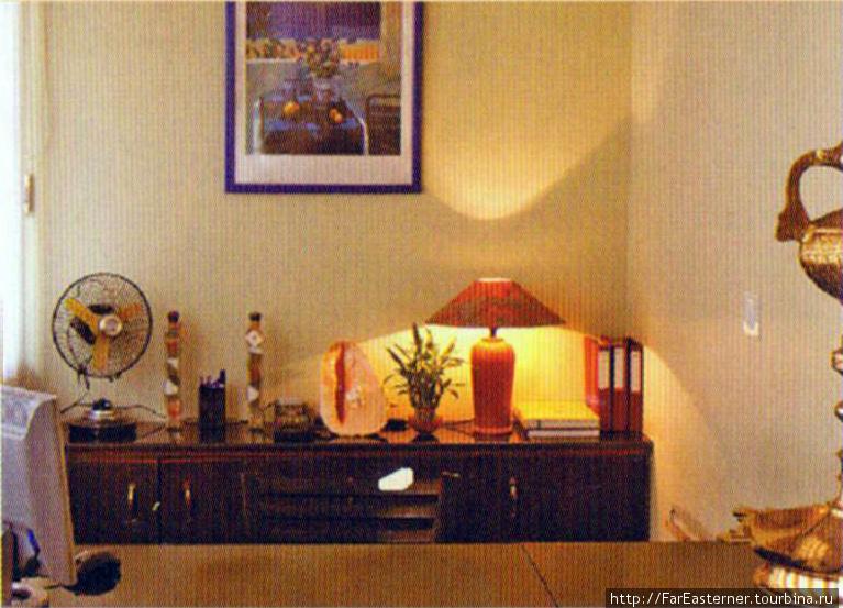 Raj Residency, интерьер, буклетное фото