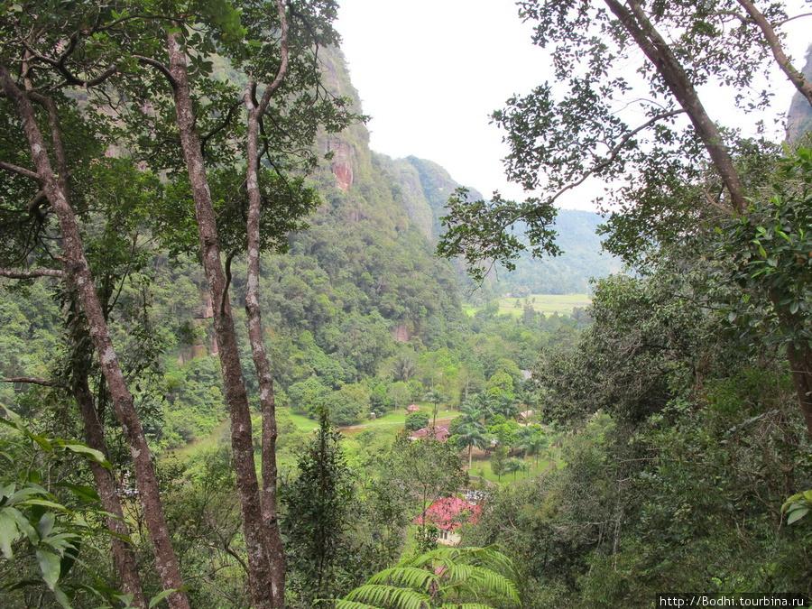 В преддверии Harau Valley