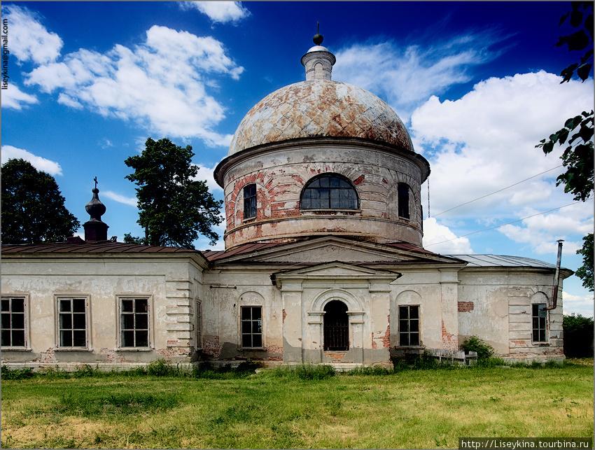 Церковь в Гиблицах