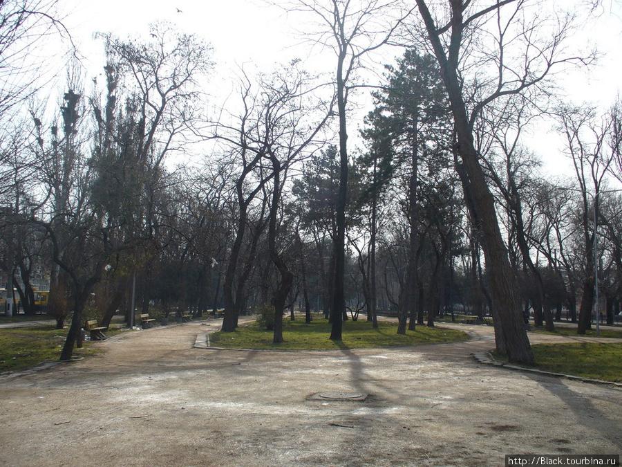 Сквер имени Ленина