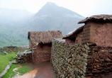 Жилища простых жителей города не сохранились, они были глиняными. Но какие-то постройки, не принадлежавшие знати,  всё-же остались