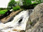 водопад (водоскат) Верхний Койриноя