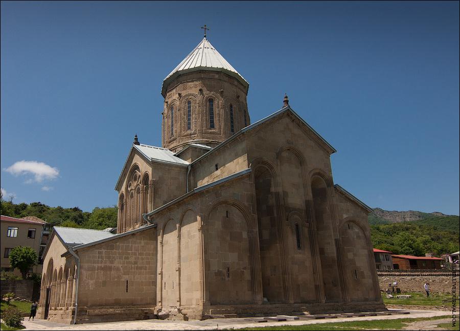 Монастырь Самтавро — комп