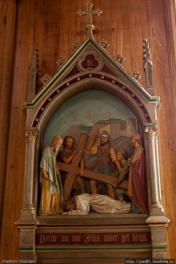 Кафедральный собор Петра и Павла Парамарибо, Суринам
