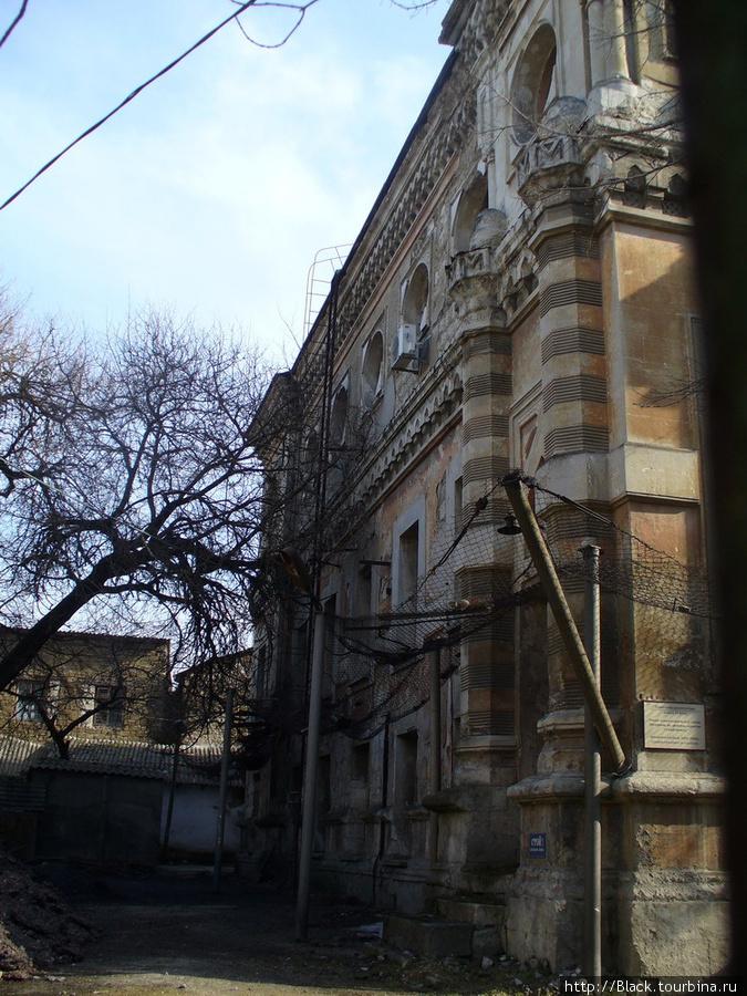 Кенасса на улице Караимской,6